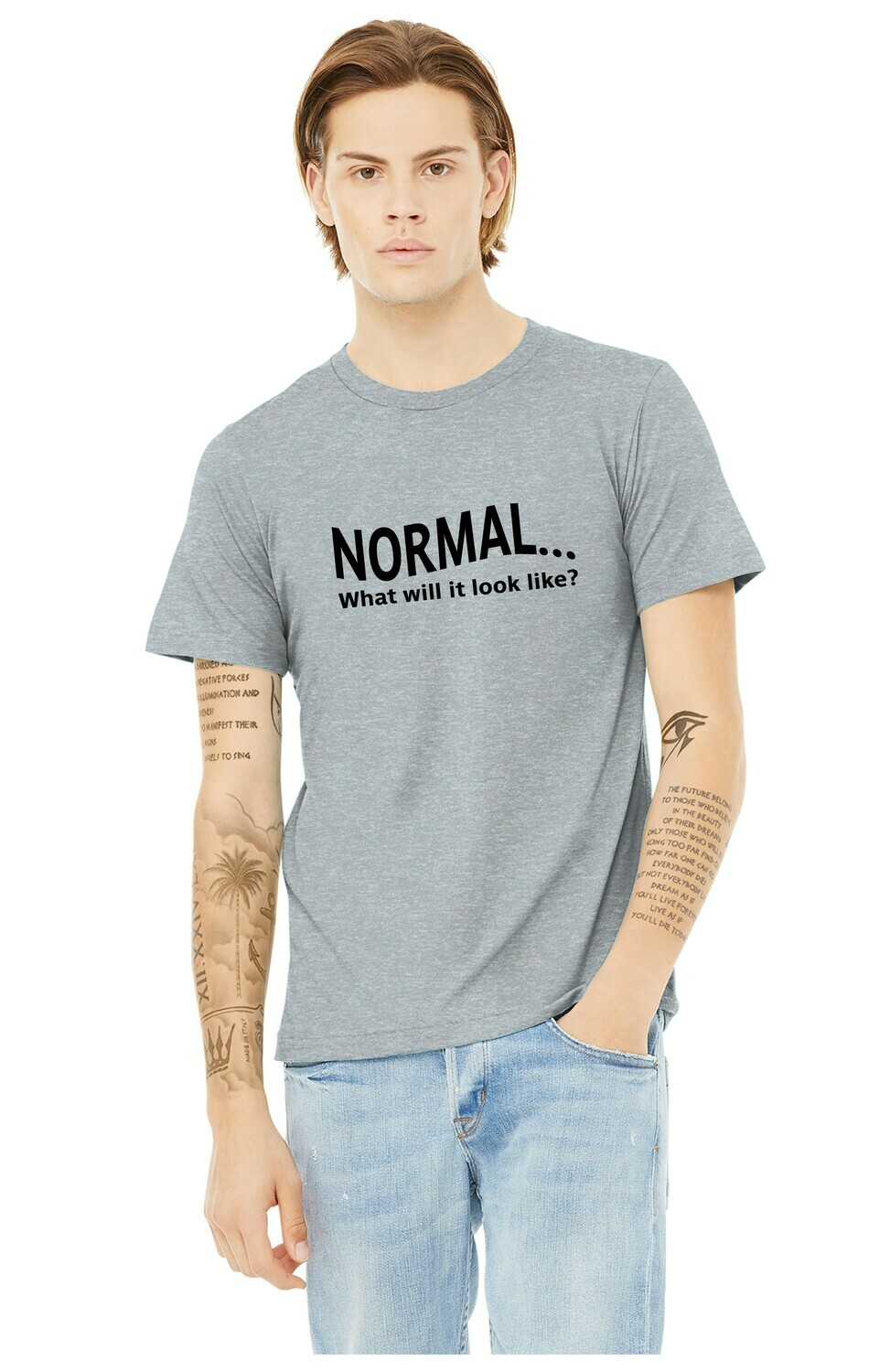 Donate T-Shirt to Goodwill