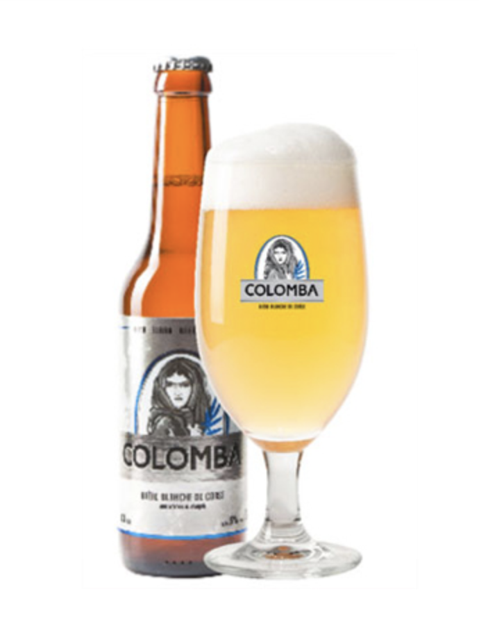 Beer - Corsican Colomba White