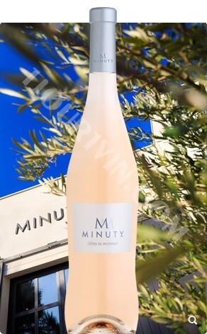 Rosé - 2018 Côte de Provence-M de Minuty Rosé-Château Minuty