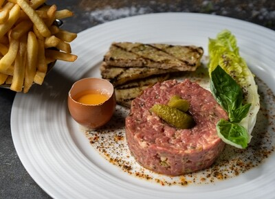 Angus Beef Tartare 130 grams