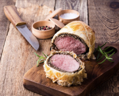 Beef Wellington 5-6 persons