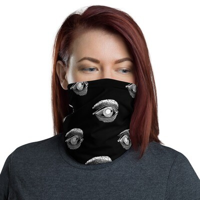 Evil Eyeball Neck Gaiter