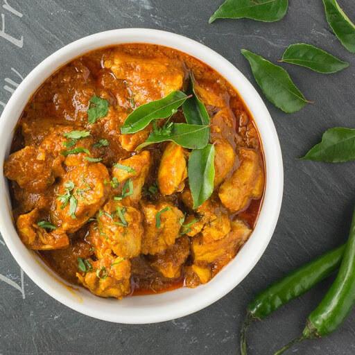 Frozen Chicken Curry