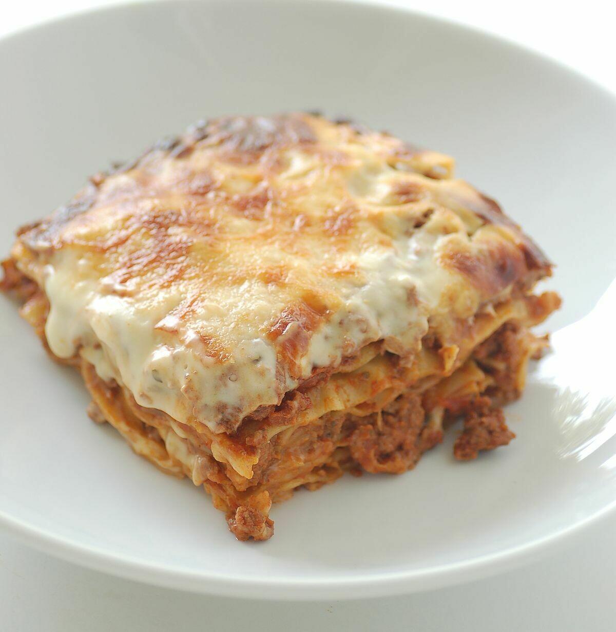 Frozen Lasagne
