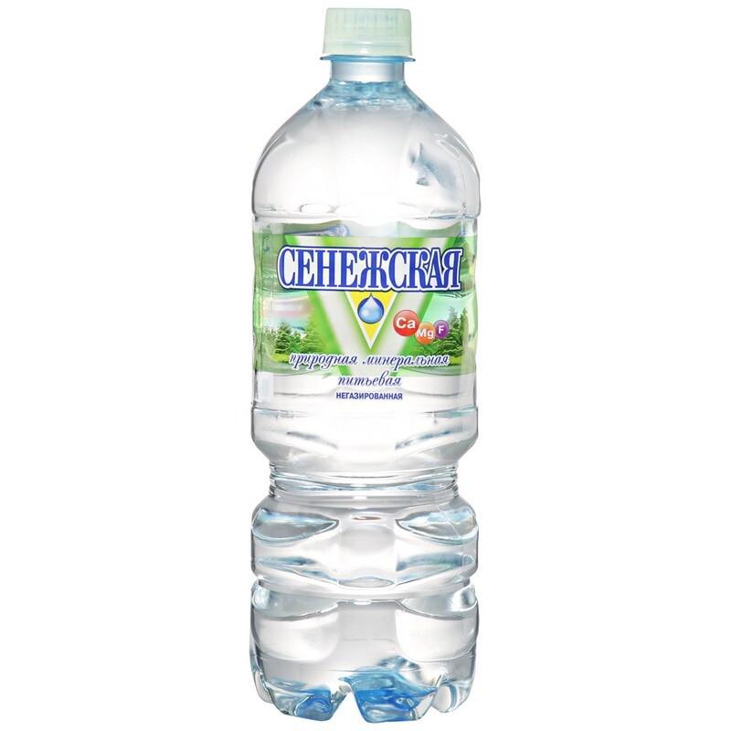 Вода Сенежская без газа 0,5