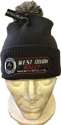 West Cork International Rally Bobble hat