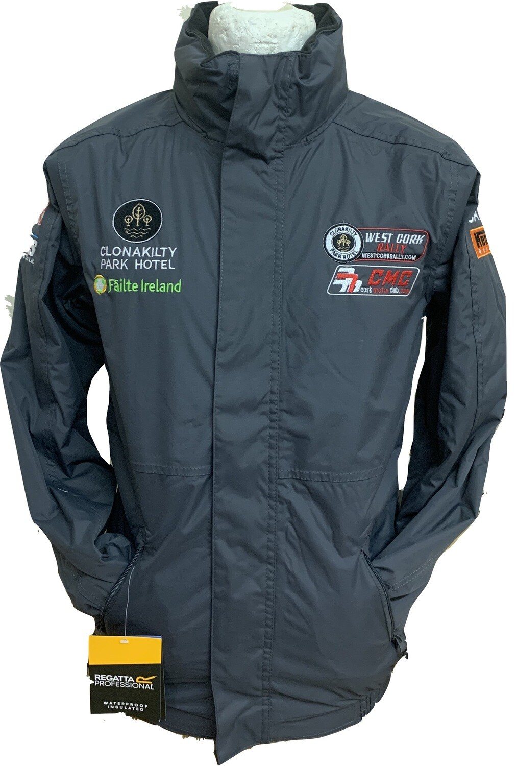 West Cork International Rally Waterproof Jacket
