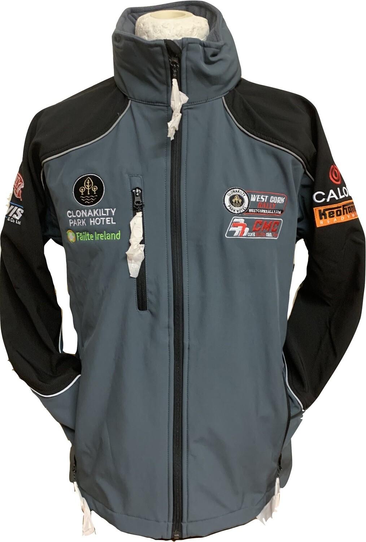 West Cork International Rally Soft Shell 3 layer w/proof Jacket