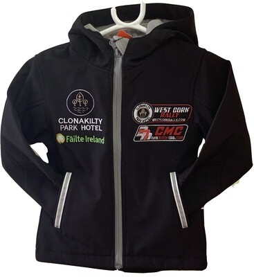 West Cork International Rally  Kids Jacket soft shell