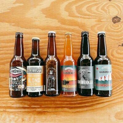 Bier proefpakket
