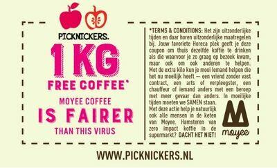 Koffie proefpakket
