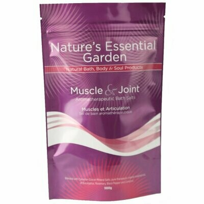 Bath Salts Muscle & Joint 1kg