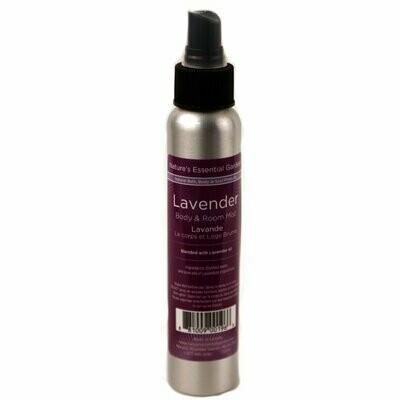 Lavender Body & Room Mist