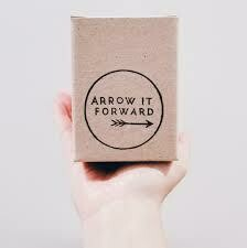 Local Love candle by Arrow it Forward