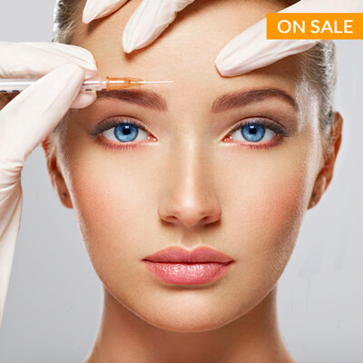 Botox $9.50/unit