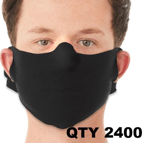 Face Mask - 2400 BULK CASE