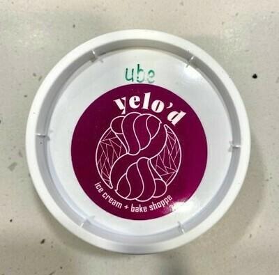 Ube Ice Cream Cup