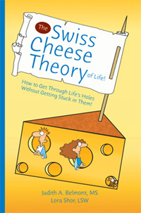 The Swiss Cheese Theory of Life - Usually $19.99 - Special price 15.99!
