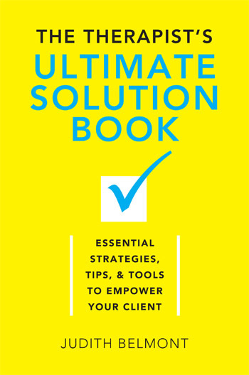 The Therapist's Ultimate Solution Book Ultimate