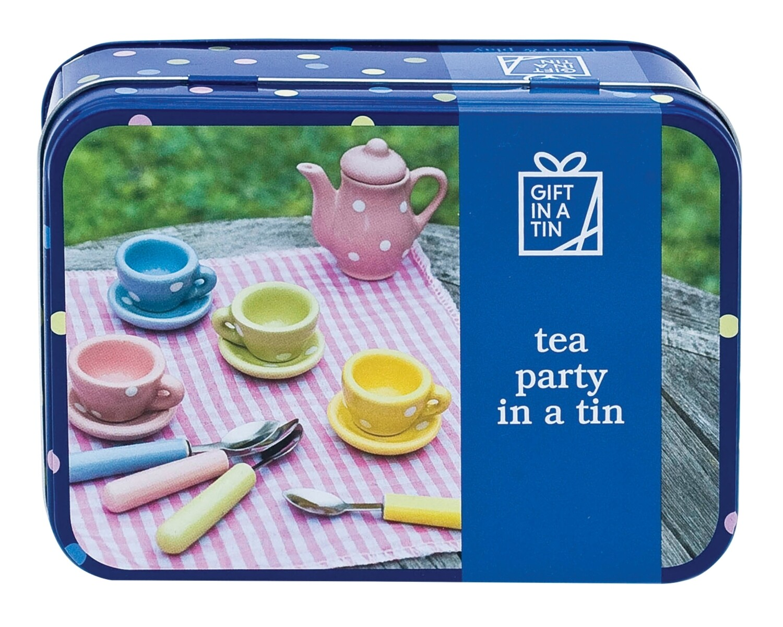 Tea Party in a Tin