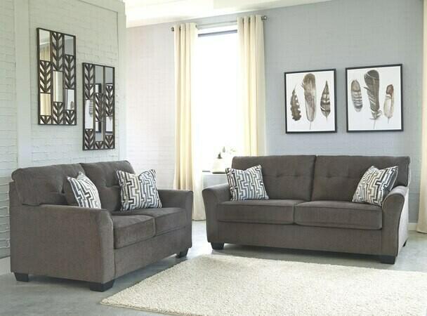 Alsen Sofa & Loveseat