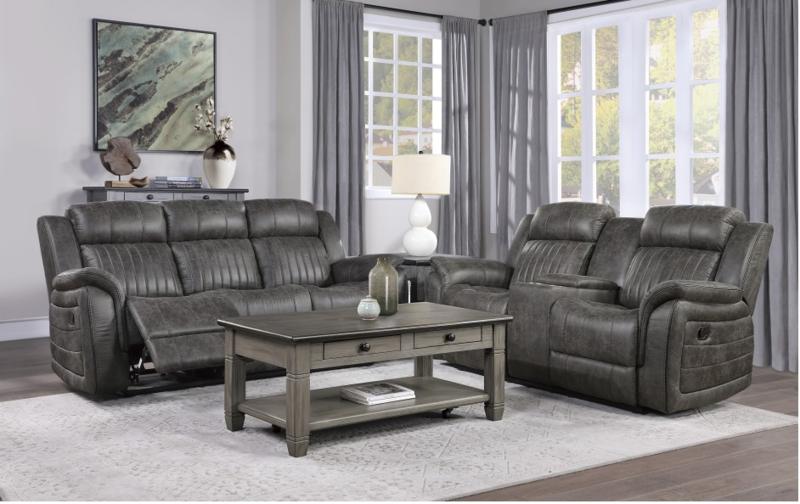 Centeroak Sofa and Loveseat *Website Exclusive*