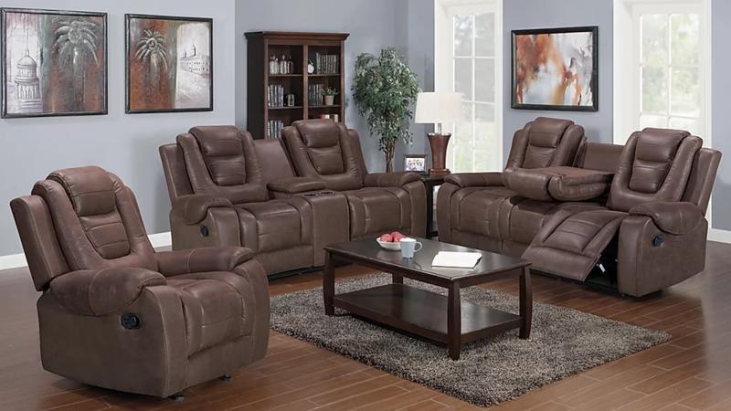 Galaxy Reclining Living Room Set *Website Exclusive*
