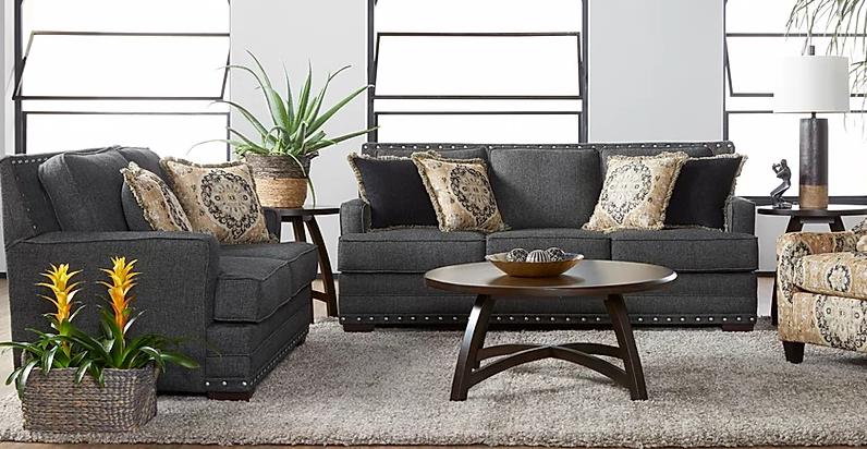 Malcan Raven Living Room Set *Website Exclusive*