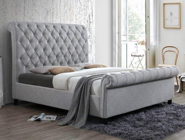 Kate King Bed frame