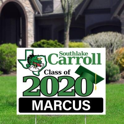 Carroll High School (4 styles)