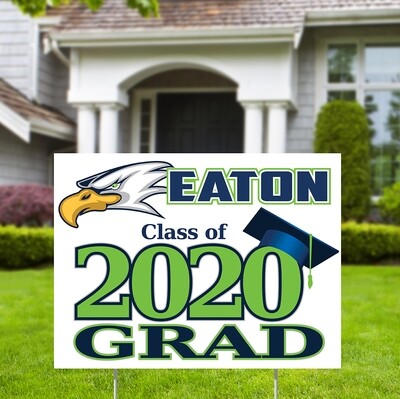 Eaton High School (4 styles)