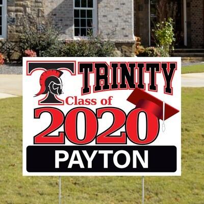 Trinity High School (4 styles)
