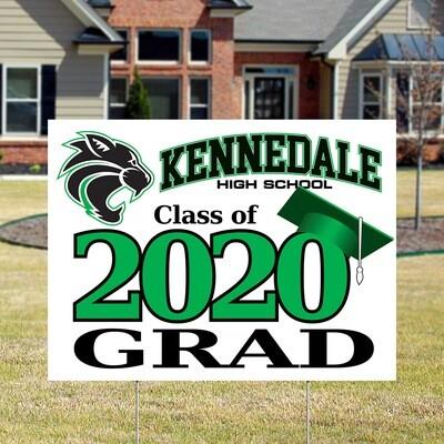 Kennedale High & Jr. High Schools (4 styles ea.)