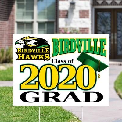 Birdville High School (4 styles)