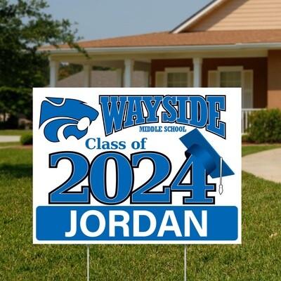 Wayside Middle School (2 styles)