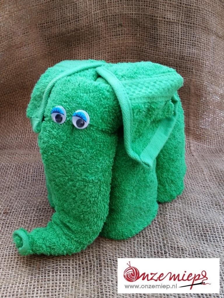 Groene olifant
