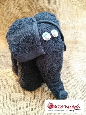Zwarte olifant