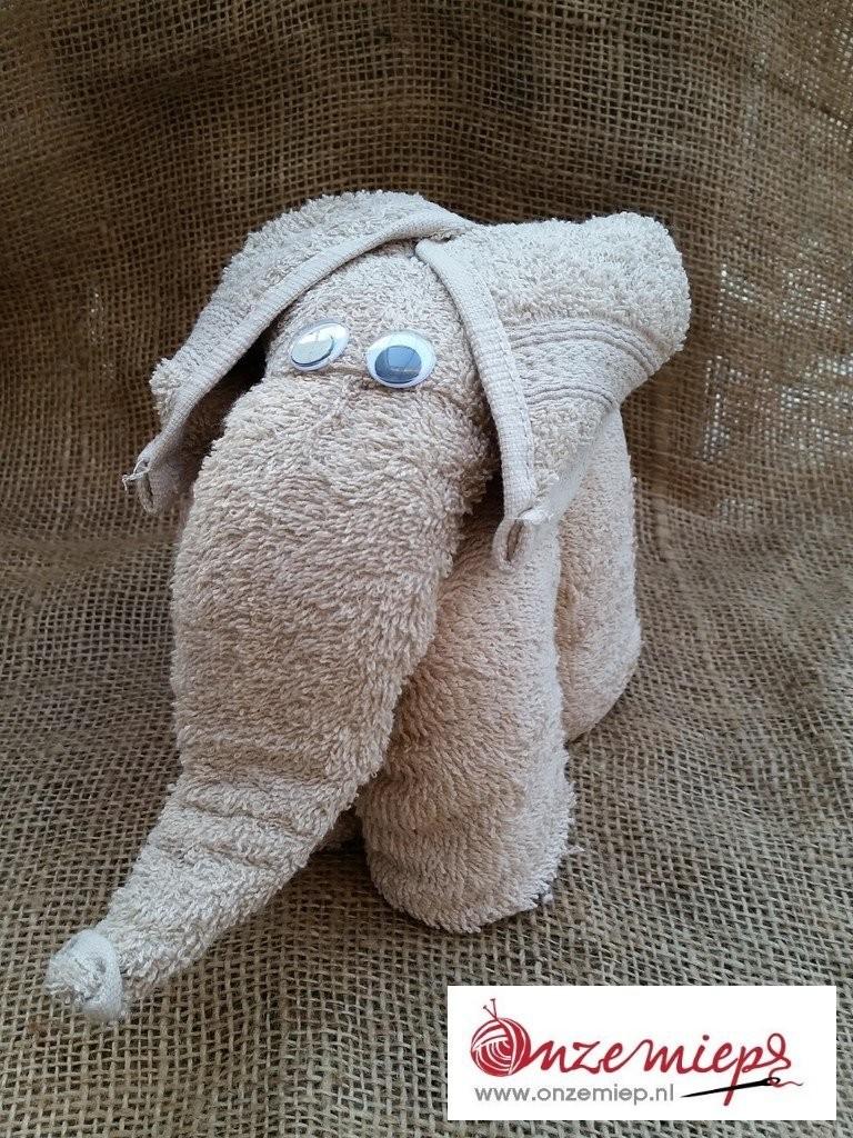 Bruine olifant