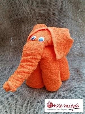 Oranje olifant