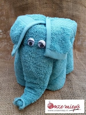 Mint groene olifant