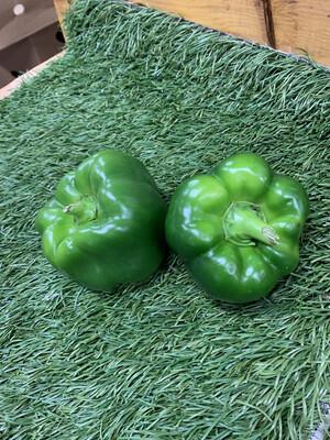 Pepper-Green