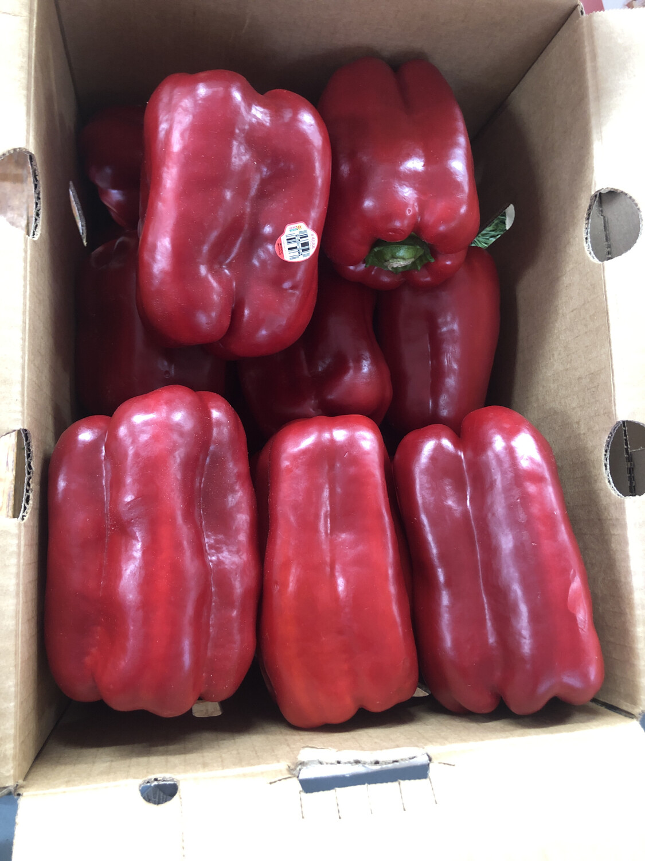Peppers - Red, Jumbo