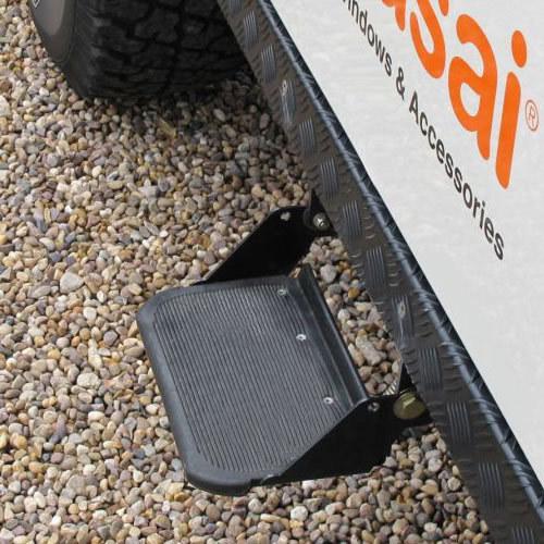 Side Folding Step for Land Rover Defender