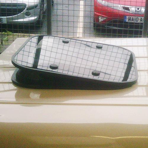Roof Hatch (Vent/Window) - (530 x 530 / 970 x 530)