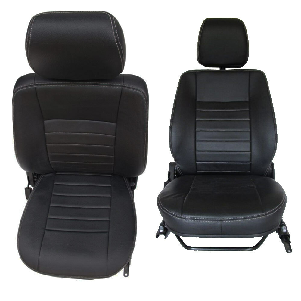 Outstanding Front Seat Covers For Land Rover Defender Td5 200Tdi Caraccident5 Cool Chair Designs And Ideas Caraccident5Info