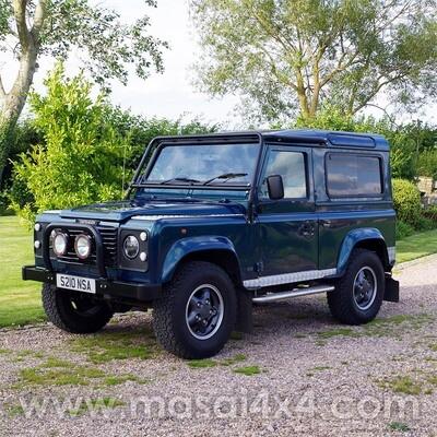 Land Rover Defender 90 4.0 V8 Auto - 50th Anniversary Edition (1998)