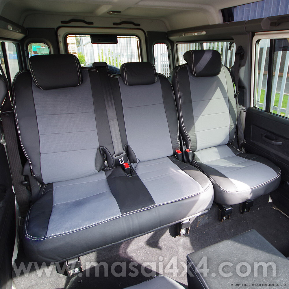 Excellent Seat Covers For Land Rover Defender 90 110 Puma Tdci 2007 Short Links Chair Design For Home Short Linksinfo