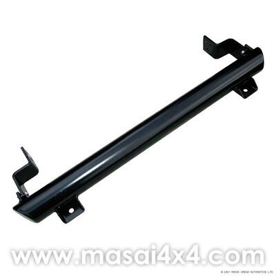 Grille Light Bar for Land Rover Defender - Black (Non-Aircon)