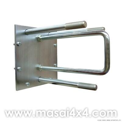Rear Door Spare Wheel Carrier - Defender 90/110 (Pre 2002)