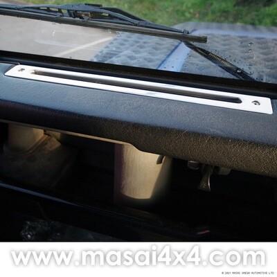 Billet Aluminium Heater Vents for Land Rover Defender 90/110/130 (PAIR)